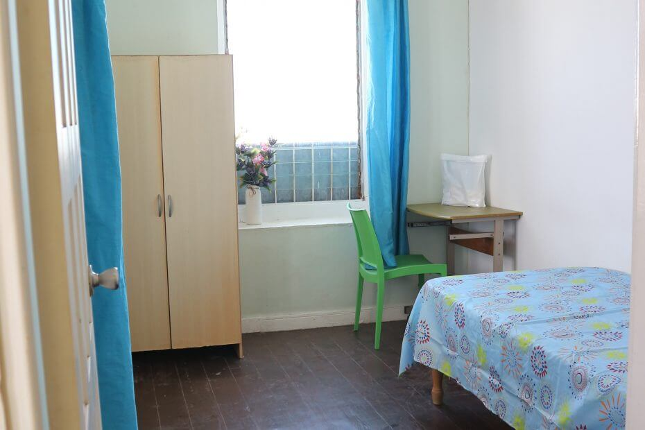 Studentenkamer Curacao