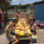 Pasen vieren op Curacao