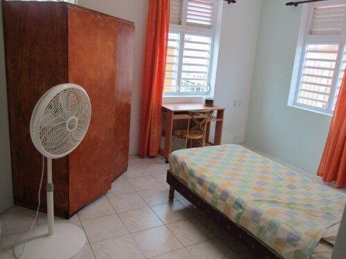 Slaapkamer Punda aan Zee