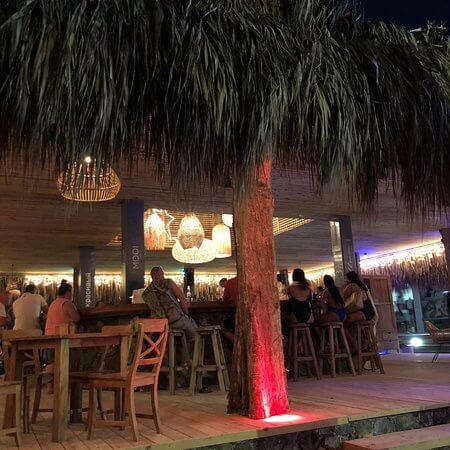 Aloha Beach bar Curacao