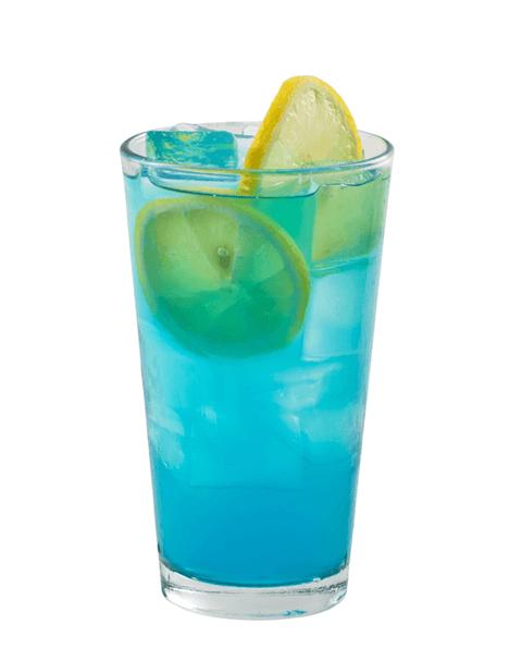 De Curaçaose klassieker Blue Lagoon