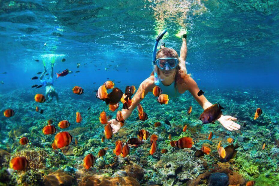 Snorkelen op Curacao