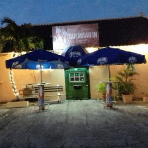 Cafe tap maar in Curacao