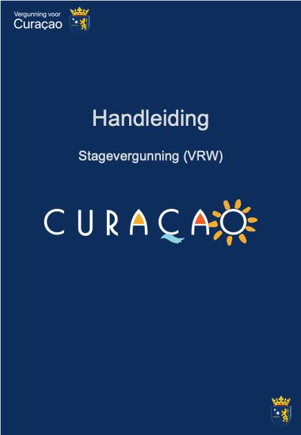 Stagevergunning aanvragen Curacao