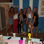 Bewoners van Villa Azul Curacao