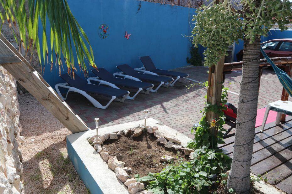 Ligbedden Villa Azul