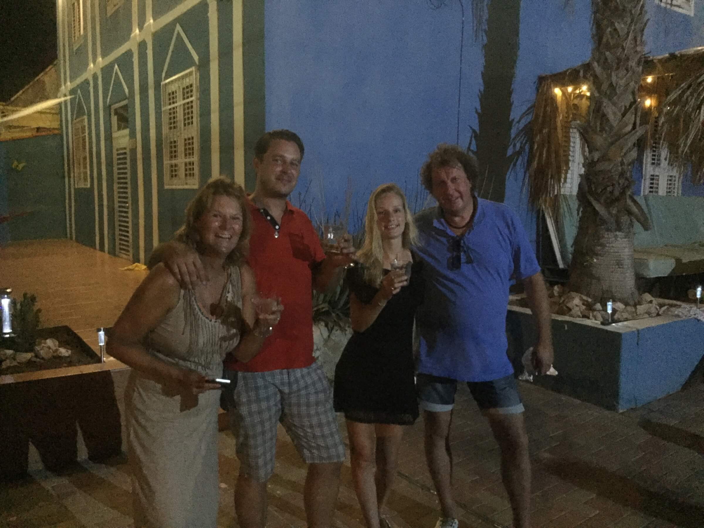 Beheerder Kamerverhuur op Curacao