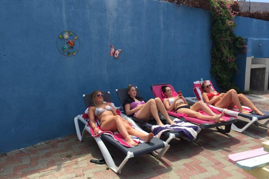 Leukste studentenhuis op Curacao