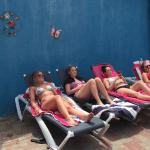 Reserveren bij Villa Azul