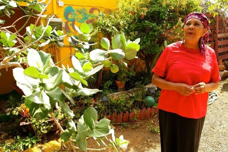 Kruidenvrouw Curacao