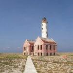 Lighthouse op Klein Curacao