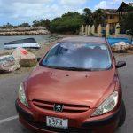 Studentenauto huren Curacao